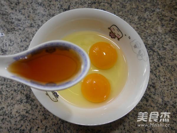 鸡蛋炒莲藕的做法图解