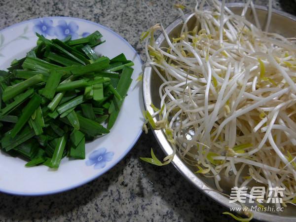 韭菜炒绿豆芽的做法大全