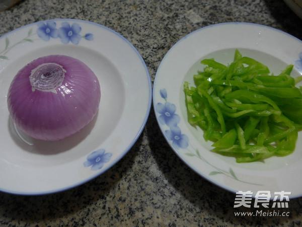 尖椒炒洋葱的做法大全