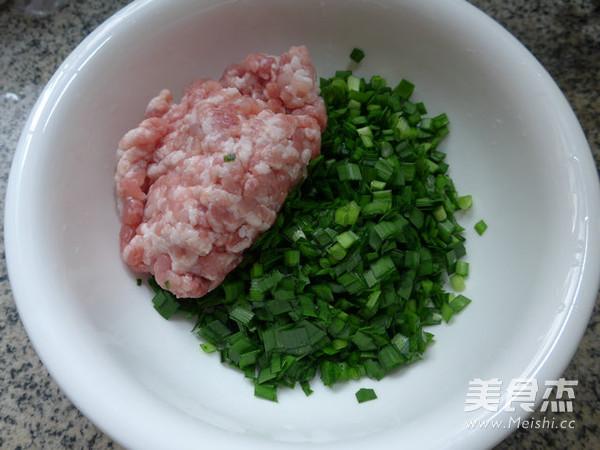 韭菜猪肉馅饺子的做法图解