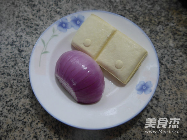 洋葱炒豆腐干的做法大全