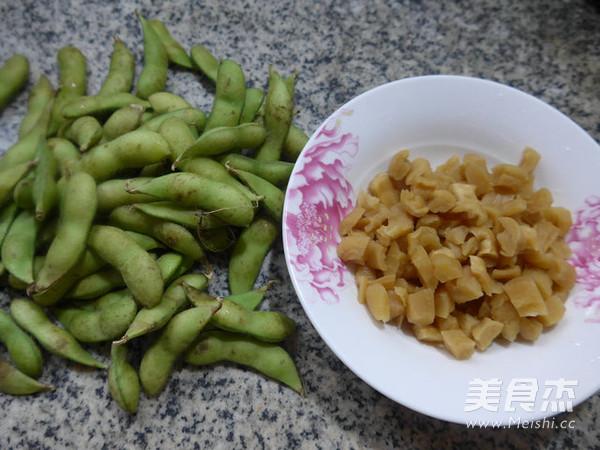 萝卜干炒毛豆的做法大全