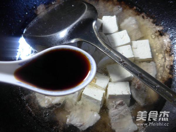 韭菜五花肉烧豆腐怎么炒