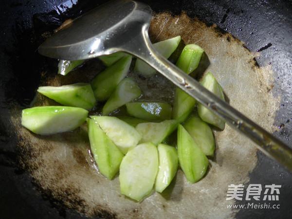 剁椒丝瓜的做法图解