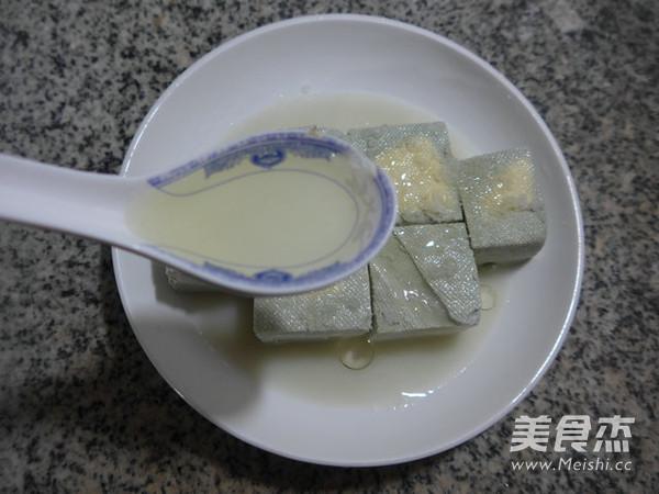 清蒸臭豆腐怎么吃