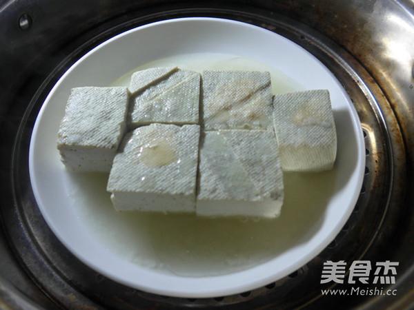 清蒸臭豆腐怎么炒