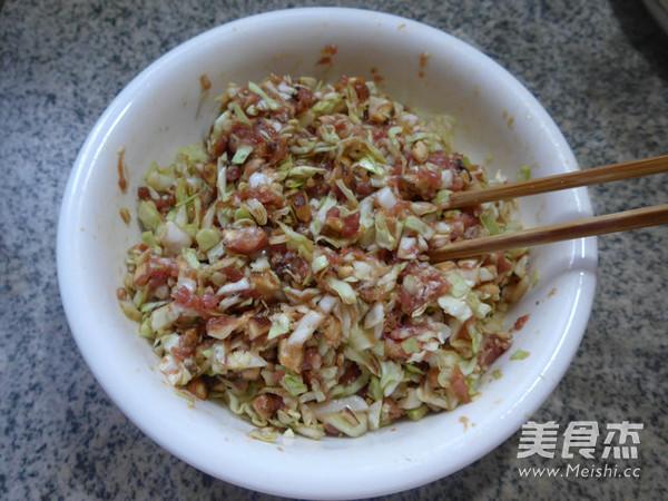 香菇圆白菜猪肉馅饺子怎样做