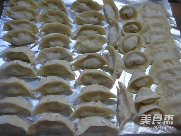香菇圆白菜猪肉馅饺子怎样炖
