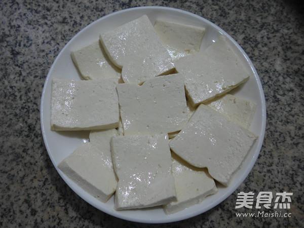 鸡蛋猪肉末蒸老豆腐怎么煮