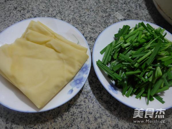 韭菜炒千张的做法大全