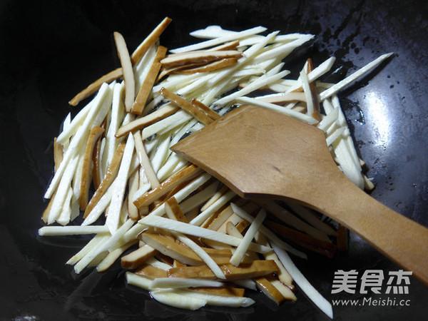 素合菜麦饼卷的家常做法