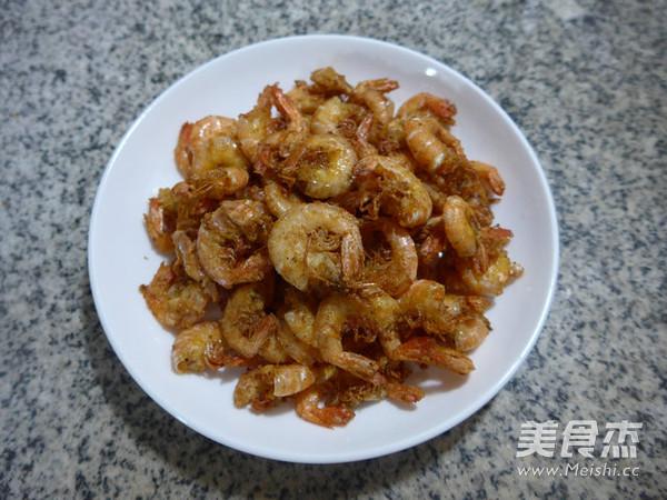 香酥海虾怎么炒