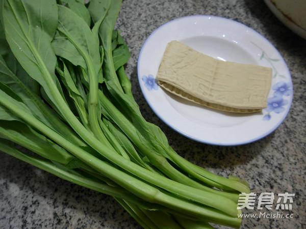 豆腐干炒油菜苔的做法大全