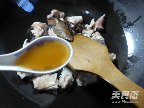 土豆烧兔肉的家常做法