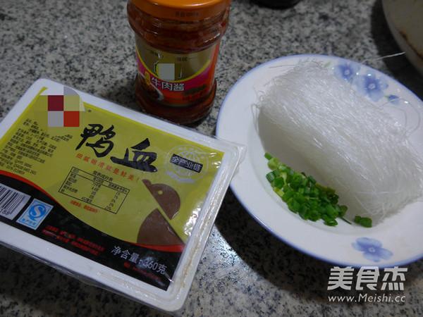 鸭血粉丝汤的做法大全