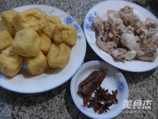 油豆腐烧兔肉的做法大全