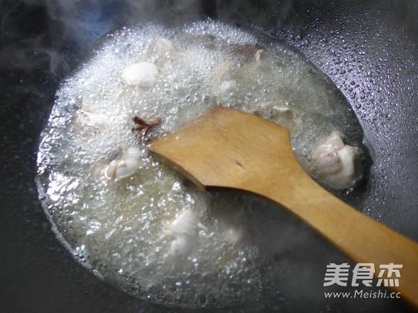 油豆腐烧兔肉的简单做法