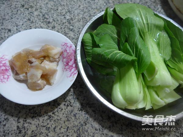 盐炒肉炒青菜的做法大全