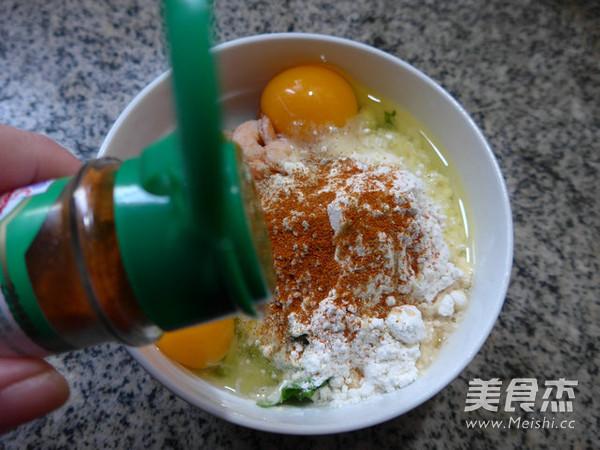 芹菜虾肉鸡蛋饼怎么炒