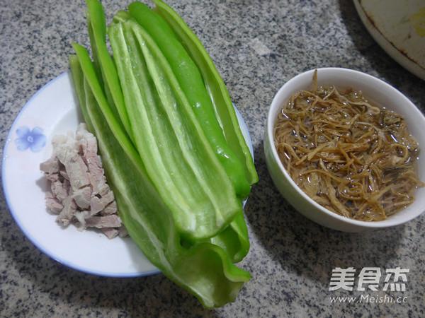 笋干菜五花肉炒尖椒的做法大全