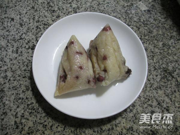 蜜枣红豆糯米粽怎样做