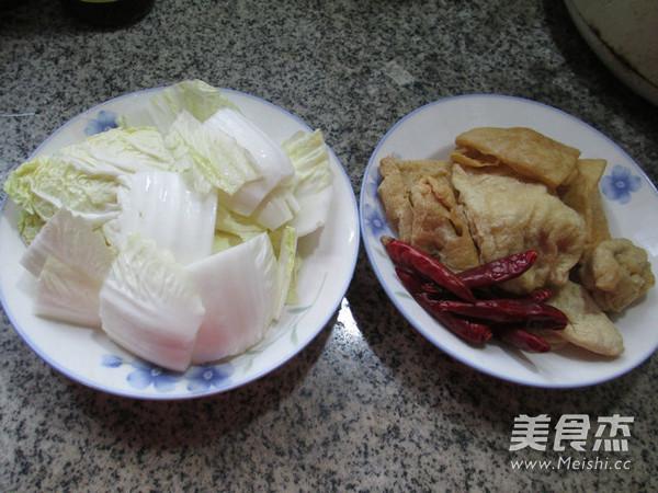 白菜煮豆腐干的做法大全
