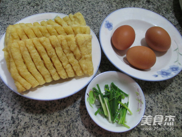 荷叶蛋烧兰花豆腐干的做法大全