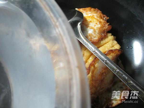 荷叶蛋烧兰花豆腐干怎么吃
