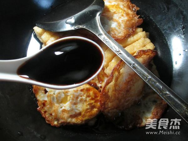 荷叶蛋烧兰花豆腐干怎么做