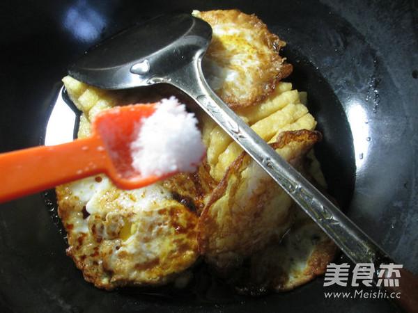 荷叶蛋烧兰花豆腐干怎么煮
