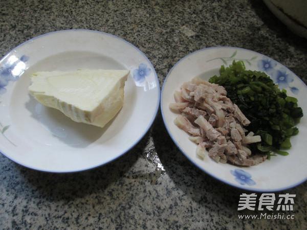 五花肉雪菜冬笋汤的做法大全
