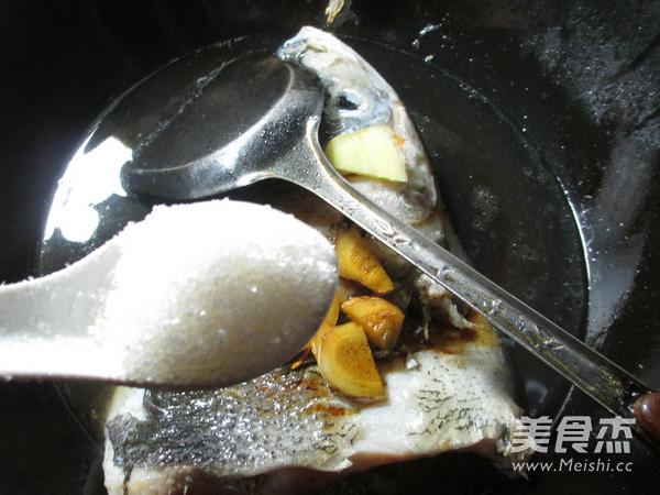 煮鱼头怎么做