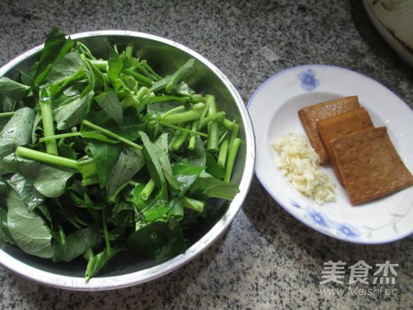 香干炒空心菜的做法大全