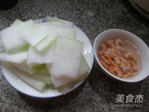 开洋煮冬瓜的做法大全