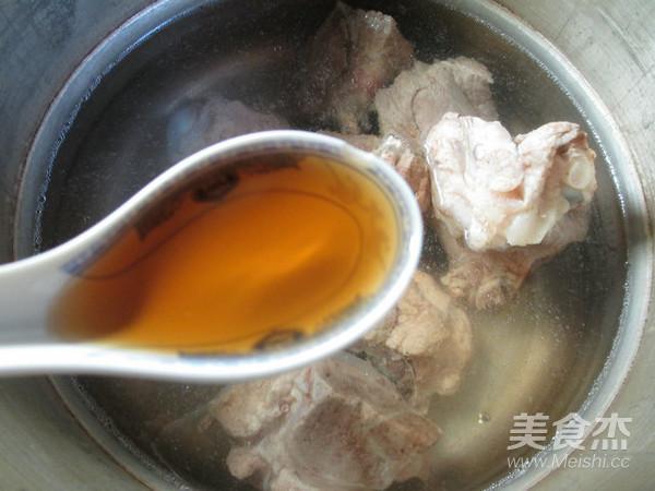 蒲瓜筒骨汤的简单做法