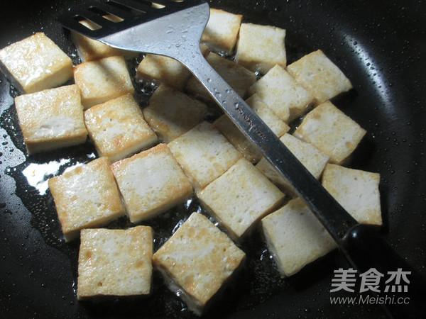 大葱豆腐的做法图解