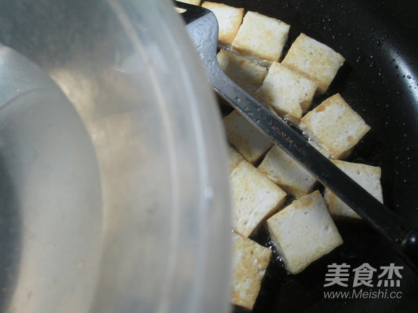 大葱豆腐的家常做法