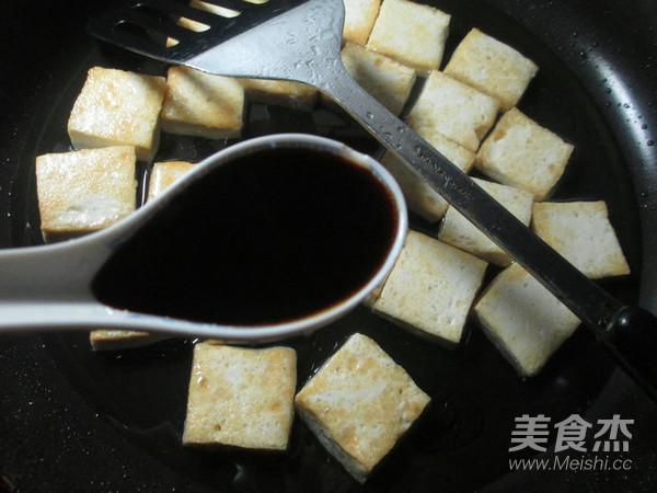 大葱豆腐的简单做法