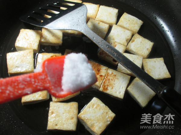 大葱豆腐怎么做