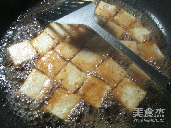大葱豆腐怎么炒