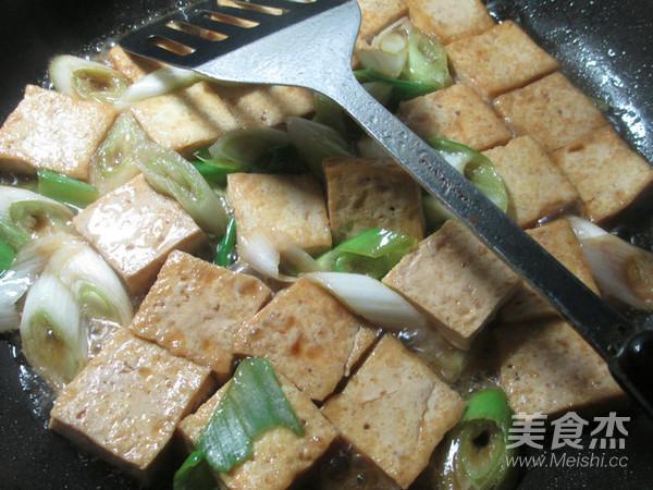 大葱豆腐怎么煮