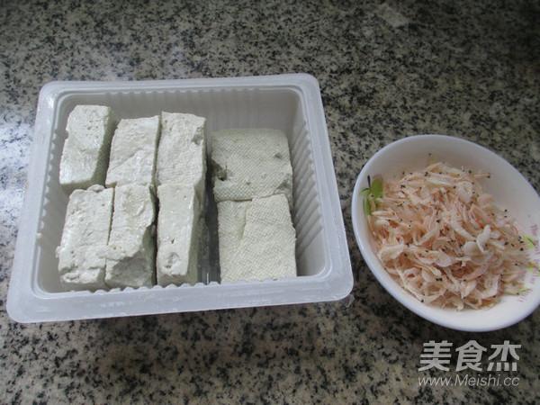 虾皮蒸臭豆腐的做法大全