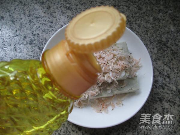 虾皮蒸臭豆腐的简单做法