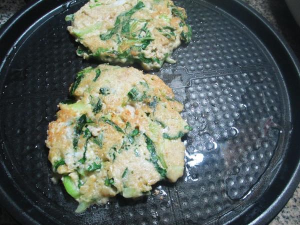 青菜燕麦饼怎么煮
