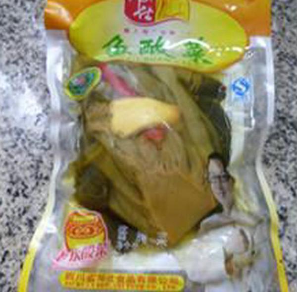 酸菜雷笋排骨的家常做法