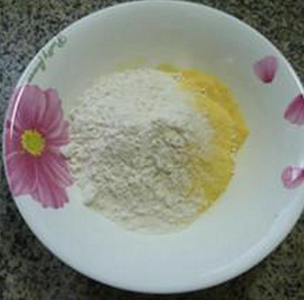 香芹玉米面煎饼的做法大全