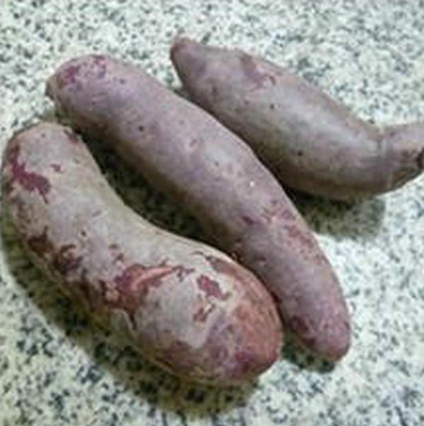 紫薯春卷的做法大全