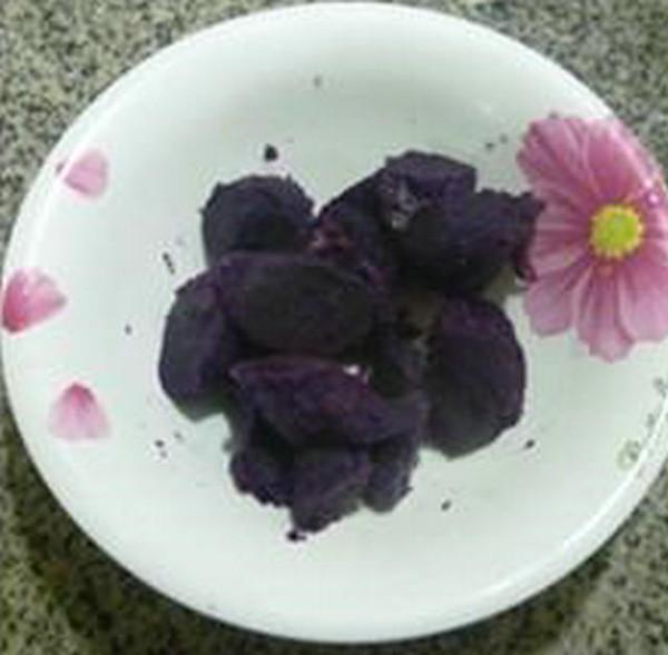紫薯春卷怎么炒