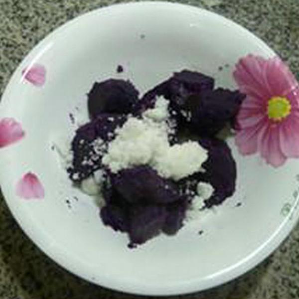 紫薯春卷怎么煮