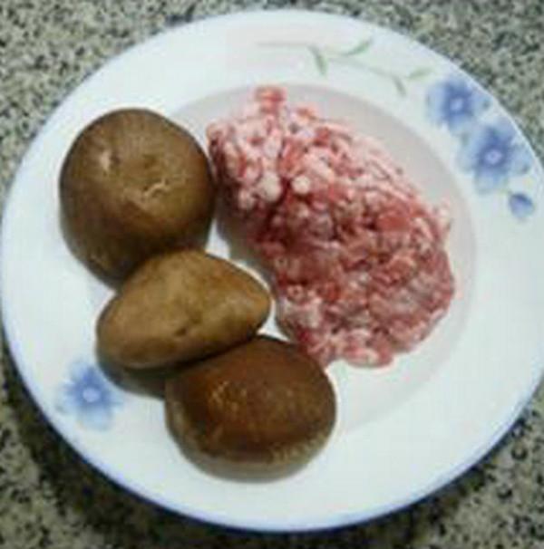 黑木耳香菇肉馅饺子的做法图解